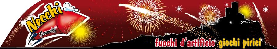 Fuochi d'artificio Spettacoli Pirotecnici